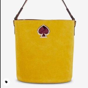 NWT Kate Spade SUZY Small Bucket Bag